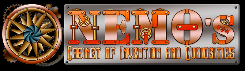 Nemo's Cabinet of Invention and Curiosities